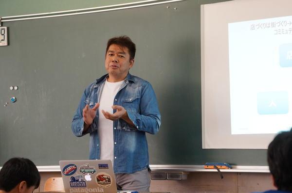 新たなプログラムへの取り組み 長沢中学校