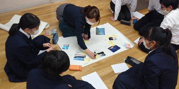 【横須賀市との連携】中学生の考える横須賀未来構想