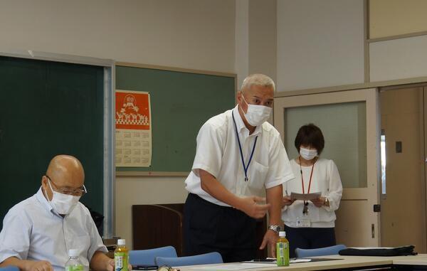 働く大人から学ぶ  坂本中学校!