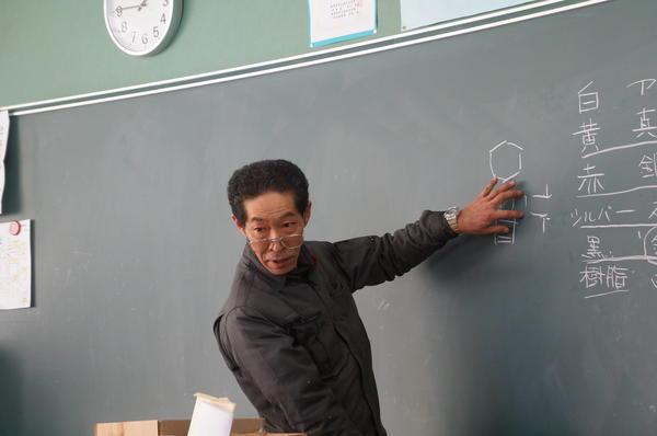 長沢中 職業人の出前授業開催!