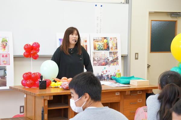 ポスターセッション開催 武山中学校