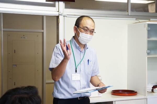 再開! 長井中学校
