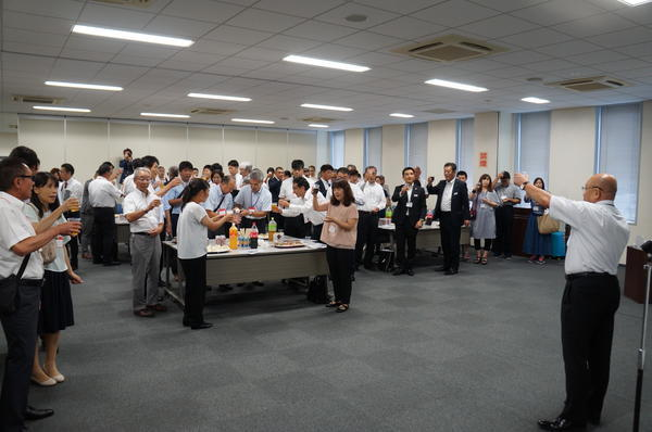 MTT(マイ・タウン・ティーチャー)交流会 盛大に開催!