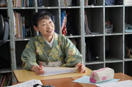 小川 順子さん